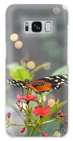 Dance Of The Butterfly Galaxy Case by Carla Carson