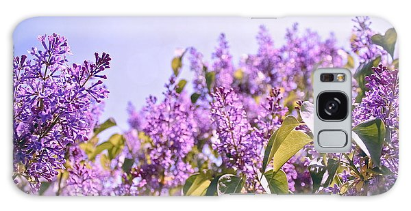Dance Of The Lilacs Galaxy Case