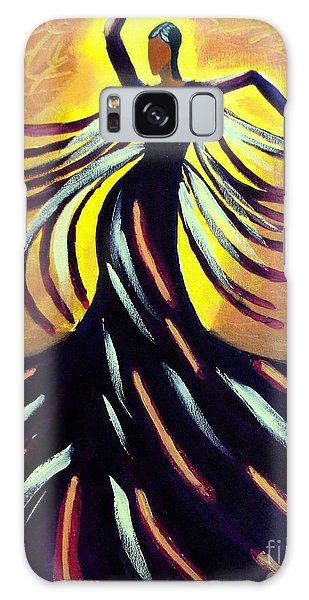 Dancer Galaxy Case by Anita Lewis