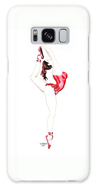 Luxmaris Galaxy Case - Dancer by Renate Janssen
