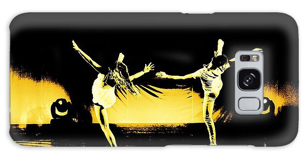 Dancers 4 Galaxy Case