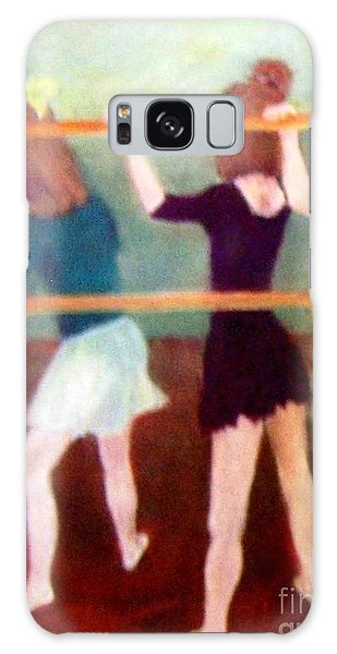 Dancing Class Galaxy Case by Mary Lynne Powers