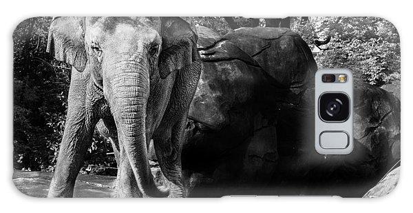 Dancing Elephant Galaxy Case
