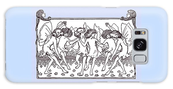 Dancing Fairies From 1896 Galaxy Case