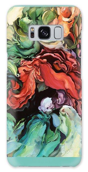 Dancing For Joy - Original Artwork - Paintings Galaxy Case