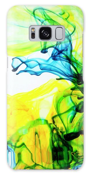 Galaxy Case featuring the photograph Dancing Horse by Vickie Szumigala
