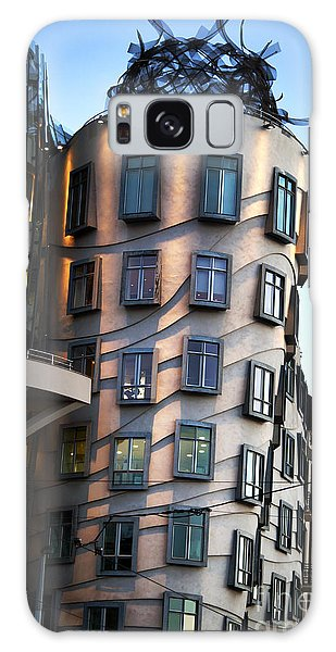 Gehry Galaxy Case - Dancing House In Prague by Jelena Jovanovic