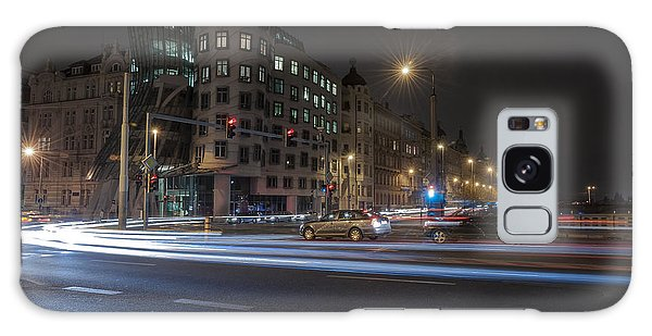 Dancing House Galaxy Case by Sergey Simanovsky