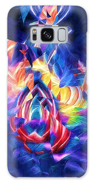 Dancing In The Streets Galaxy Case