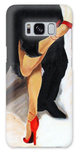 Dancing Legs II Galaxy Case