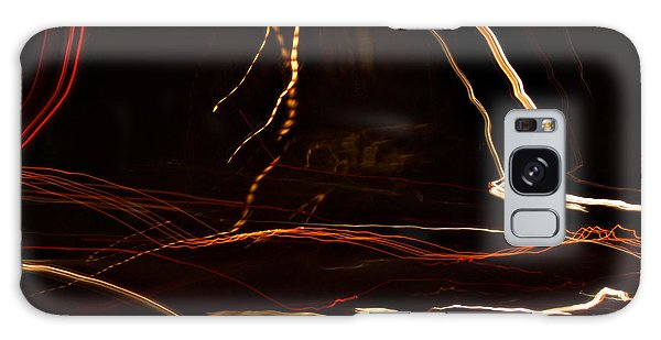 La-405 Dancing Lights Galaxy Case