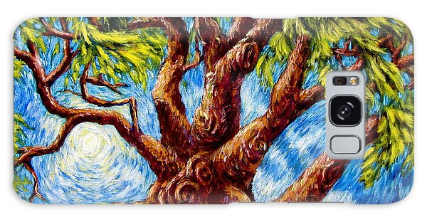 Dancing Tree Galaxy Case