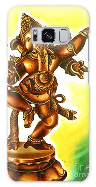 Dancing Vinayaga Galaxy Case