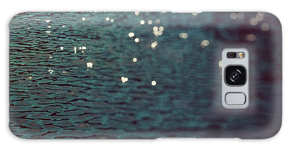 Dancing Water Galaxy Case by Kim Fearheiley