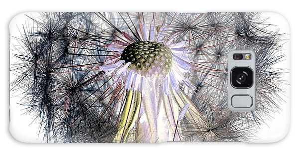 Dandelion Clock No.1 Galaxy Case
