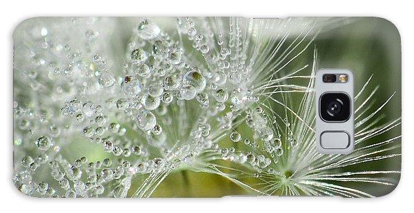 Dandelion Dew Galaxy Case