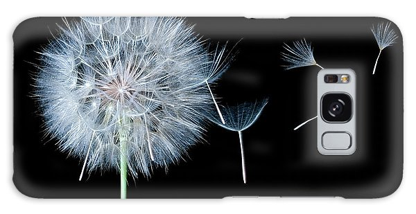 Dandelion Dreaming Galaxy Case