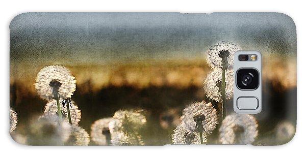 Dandelion Dusk Galaxy Case