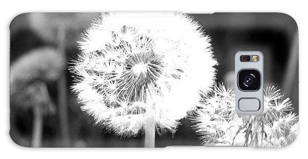 Dandelion Seeds Galaxy Case