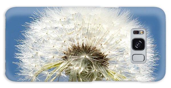 Dandelions Are Beautiful Galaxy Case