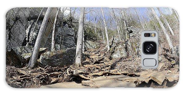 Dangerous Hiking Trail Galaxy Case