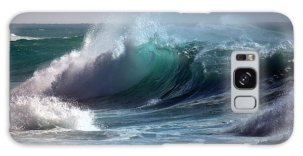 Dangerous Surf Galaxy Case by Lori Seaman
