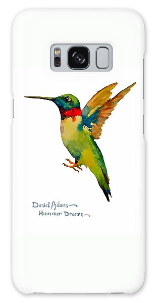 Da166 Hummer Dreams Daniel Adams Galaxy Case