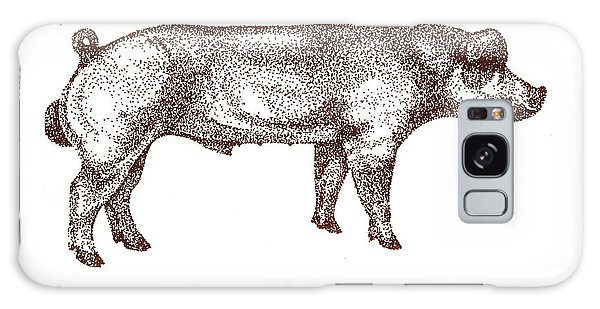 Danish Duroc Galaxy Case