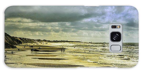 Danish West Coast Beach Galaxy Case