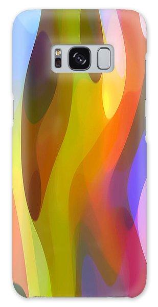 Dappled Light 3 Galaxy Case