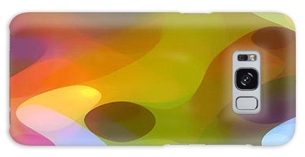 Dappled Light Panoramic 2 Galaxy Case