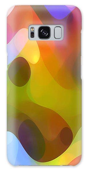 Dappled Light Panoramic Vertical 3 Galaxy Case