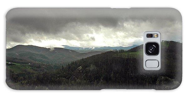 Dark Clouds Over Cashiers Galaxy Case