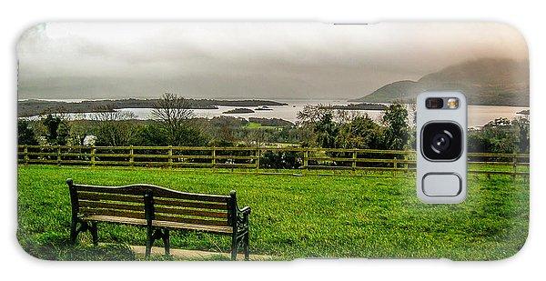 Dark Clouds Over Killarney Lakes Galaxy Case