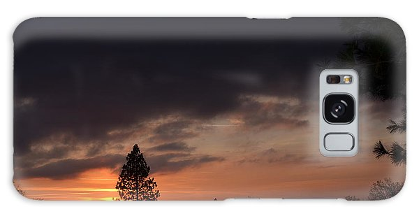 Dark Clouds Galaxy Case