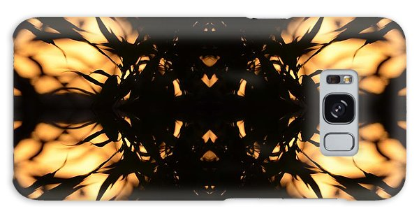 Dark Flame Of Nature Galaxy Case