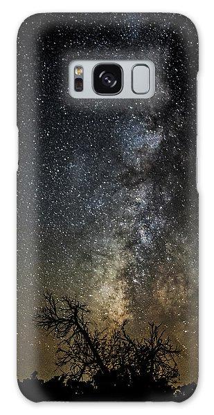 Dark Kansas Skies Galaxy Case