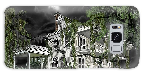 Dilapidation Galaxy Case - Dark Plantation House by James Christopher Hill