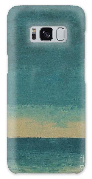 Dark Waters Galaxy Case by Gail Kent