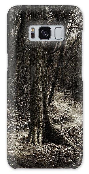 Limb Galaxy Case - Dark Winding Path by Scott Norris