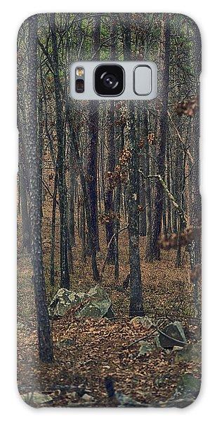 Dark Woods Galaxy Case