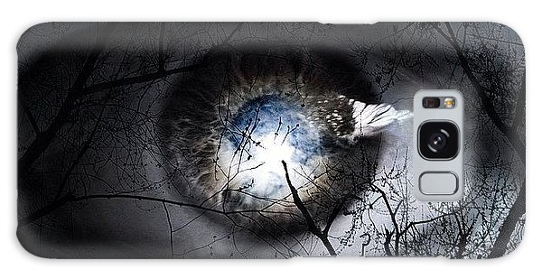 Beautiful Galaxy Case - Darkness Falls Across The Land The by Cameron Bentley