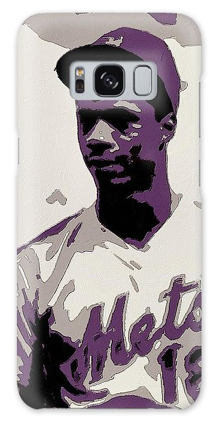 Darryl Strawberry Poster Art Galaxy Case