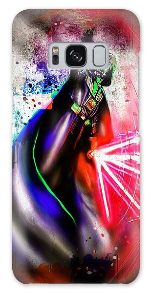 Darth Vader  Galaxy Case by Daniel Janda