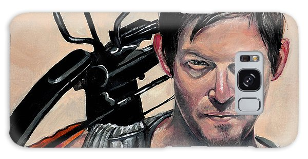 Daryl Dixon Galaxy Case