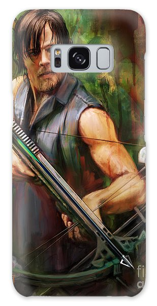 Daryl Dixon Walker Killer Galaxy Case