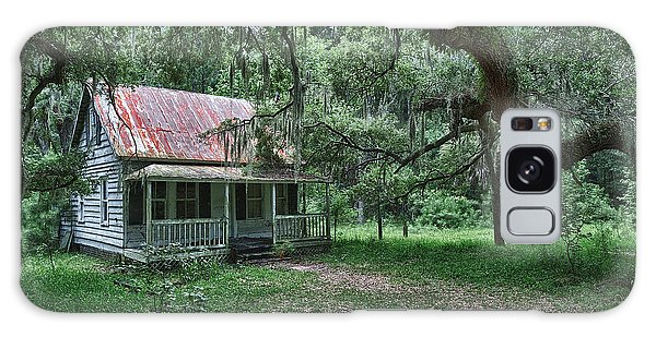 Daufuskie Homestead Galaxy Case