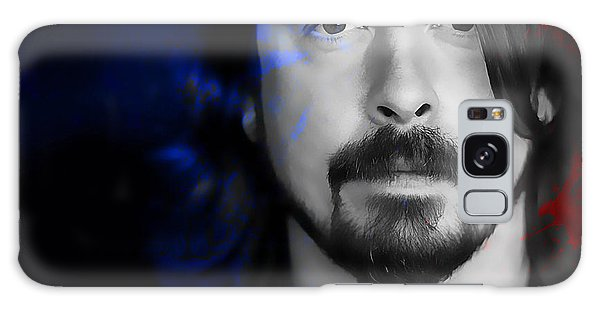 Dave Grohl Galaxy Case by Marvin Blaine