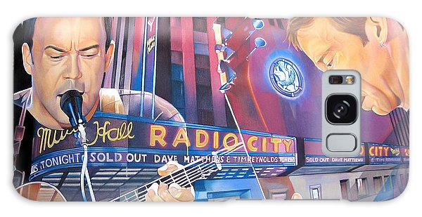 Dave Matthews And Tim Reynolds Live At Radio City Galaxy Case
