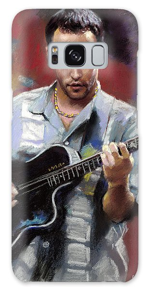 Dave Matthews Galaxy Case by Viola El